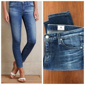 NWOT Adriano Goldschmied Legging Ankle Jeans